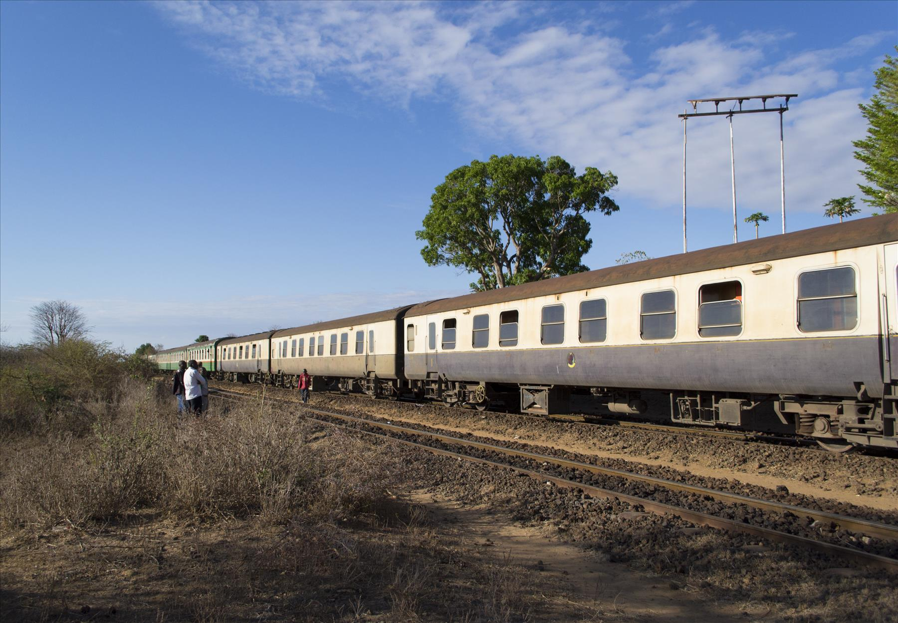 The Lunatic Express: Contribution of the Uganda Railway to the port and socio-economic development of Kenya and East Africa