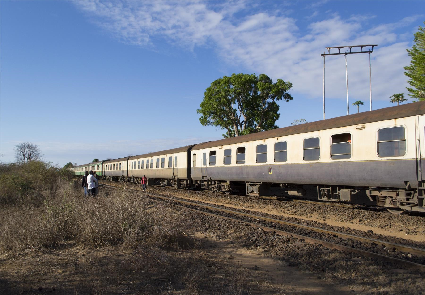 The Lunatic Express Contribution of the Uganda Railway to the port and socio-economic development of Kenya and East Africa