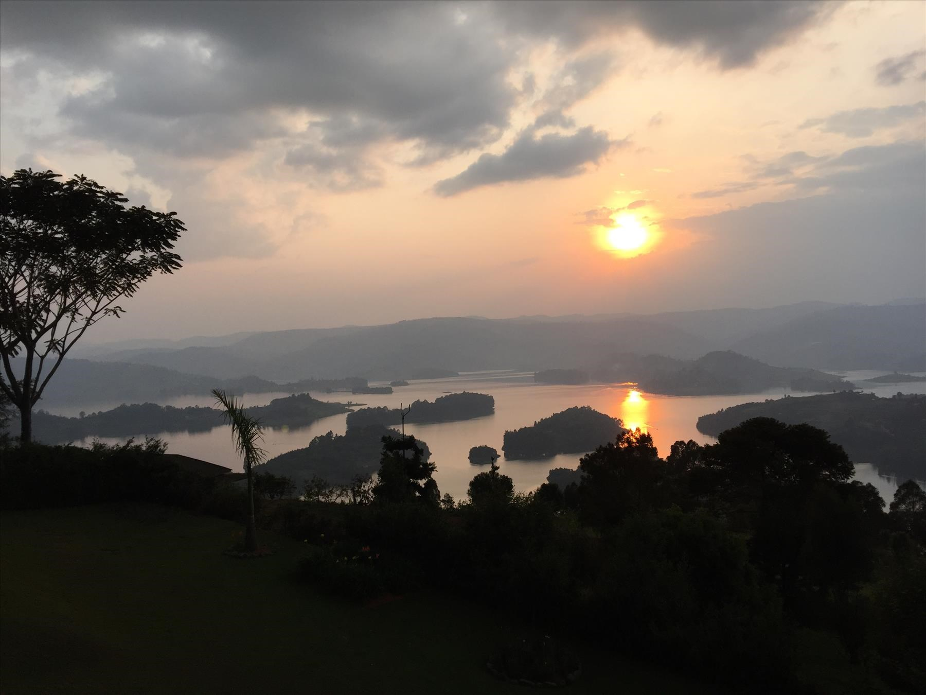 Lake Bunyonyi and that great feeling