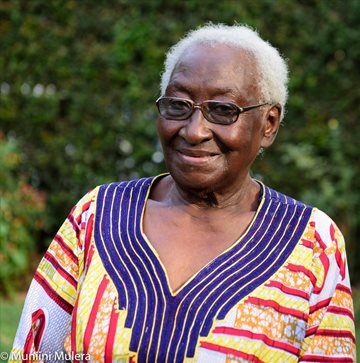Rhoda Nakibuuka Kalema90 still running and not weary