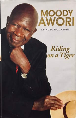 MOODY AWORI An Autobiography - Riding on a Tiger