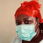 Mary Aliona a detainee at Masaka Hospital is a hero not a villain