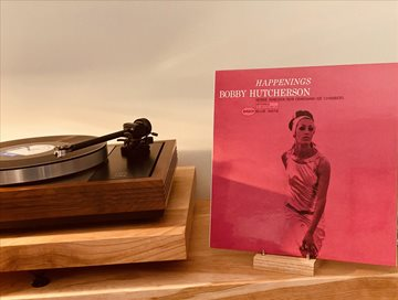 Bobby Hutcherson sublime musical happenings