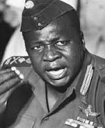 Idi Amin and Donald Trump Recollections by Neil Bonnell and Interpolations by Bbuye Lya Mukanga